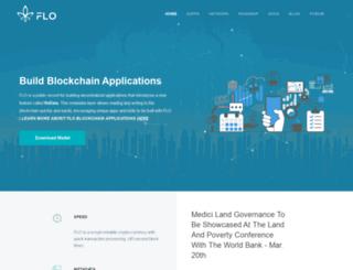 florincoin.org screenshot