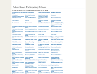 florinhs.schoolloop.com screenshot
