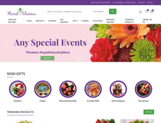 floristchennai.com screenshot