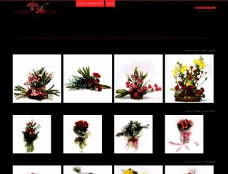 floristplaza.com screenshot