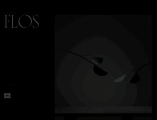 flos.com screenshot