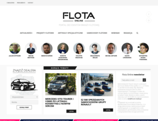flota.com.pl screenshot