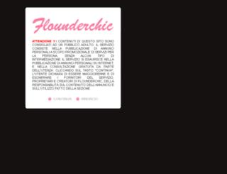 flounderchic.com screenshot