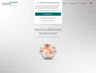 flow-med.com screenshot