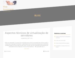 flowecommerce.com.br screenshot