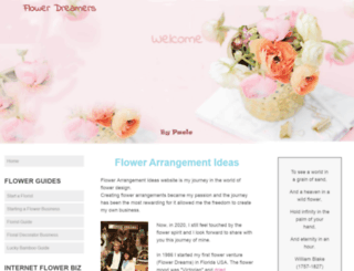flower-arrangement-ideas.com screenshot