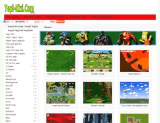 flower.yepi-kizi.com screenshot