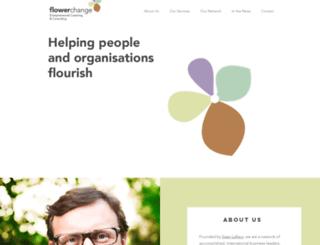 flowerchange.com screenshot