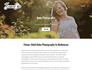flowerchild.com.au screenshot