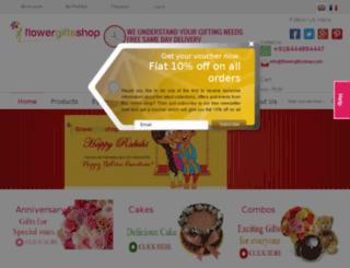 flowergiftsshop.com screenshot