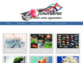 flowerhorn.com.br screenshot