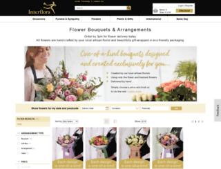 flowersdirect.co.uk screenshot