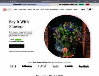 flowerstation.co.uk screenshot