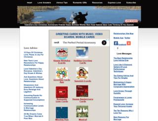 flowinglove.com screenshot