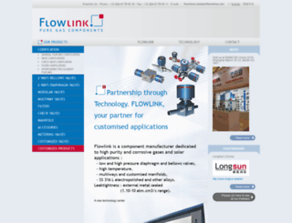 flowlinksa.com screenshot