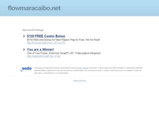 flowmaracaibo.net screenshot