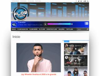 flowradio.fm screenshot