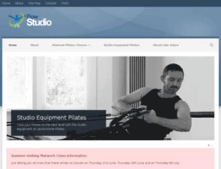 flowstudio.co.uk screenshot