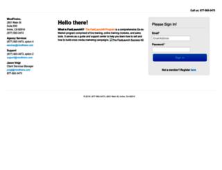 flrc.mindfireinc.com screenshot