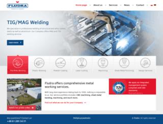 fludra.com.pl screenshot