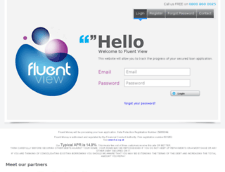 fluentview.co.uk screenshot