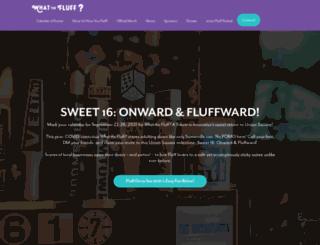 flufffestival.com screenshot