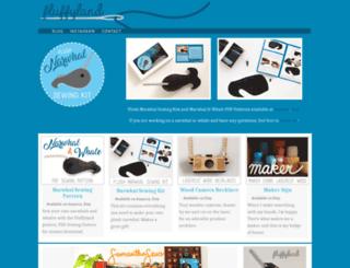 fluffyland.com screenshot