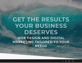 fluidwebdesign.co.uk screenshot