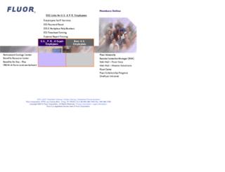 fluormembers.com screenshot