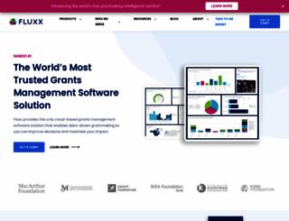 fluxx.io screenshot
