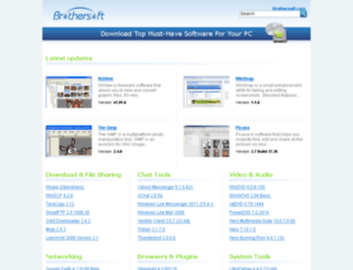 flv.brothersoft.com screenshot