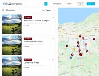 flxcompass.com screenshot