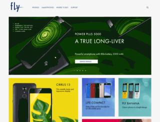 fly-phone.com screenshot