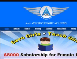 flyaaa.net screenshot
