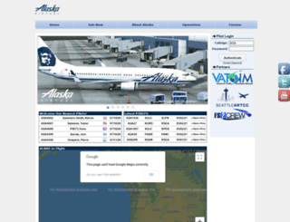 flyalaskava.org screenshot