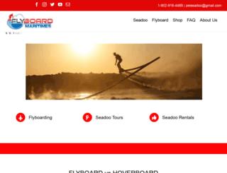 flyboardmaritimes.com screenshot