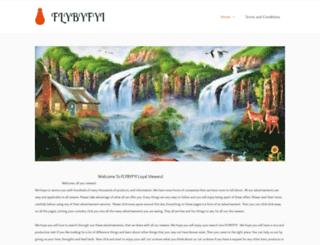 flybyfyi.zohosites.com screenshot