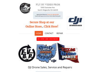flybyvideopros.com screenshot