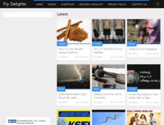 flydelights.com screenshot
