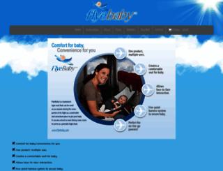 flyebaby.com screenshot