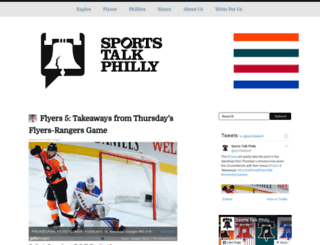 flyerdelphia.com screenshot
