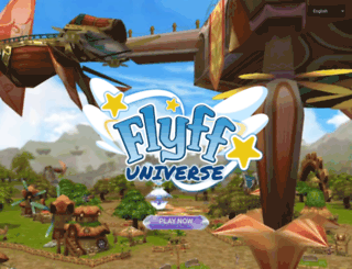 flyff.com screenshot