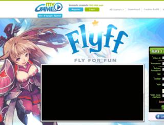 flyffonline.in.th screenshot