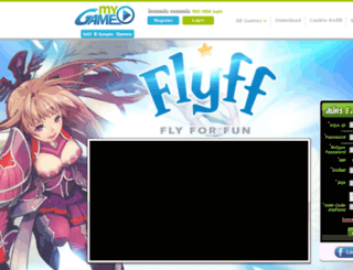 flyffonline.ini3.co.th screenshot