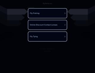 flyfisher.eu screenshot