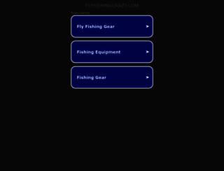 flyfishingcrazy.com screenshot
