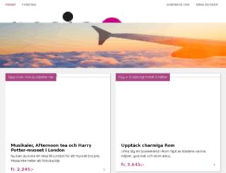 flygofar.se screenshot