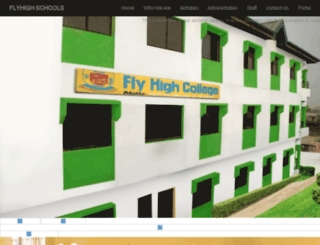 flyhighschools.com screenshot