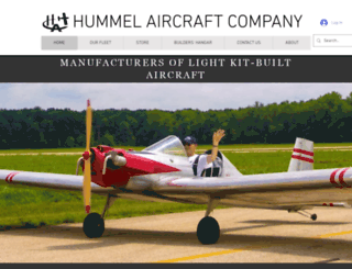 flyhummel.com screenshot