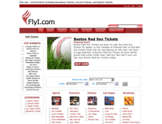 flyi.com screenshot